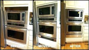 27 inch oven inch oven whirlpool wall ovens electric microwave combination before double cabinet inch oven