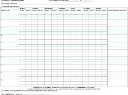 School Attendence Sheet School Attendance Sheet Time And Daily In Excel