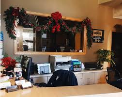 entire office decked. It\u0027s Never Too Early To Get Into The Holiday Spirit! That\u0027s Why We\u0027ve Decked Out Our Office In Boughs Of Holly Already 😂 Can You Tell We\u0027re Excited? Entire E