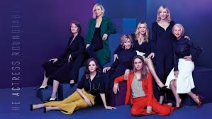 watch thr s full uncensored actress roundtable with jennifer lawrence brie larson and more