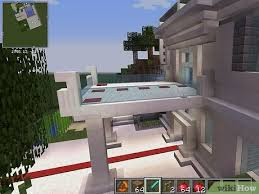 How To Build A Modern House In Minecraft Wikihow