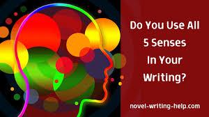 descriptive writing and the 5 senses