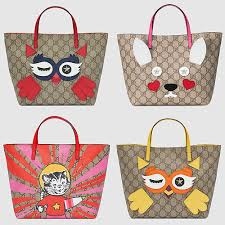 gucci bags 2017 collection. gucci children\u0027s bag collection 2017 offers fun and animal-friendly designs for kids. the comes in several styles including top handle, backpack, bags
