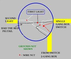 how to wire two lights two switches and one outlet together x jpg views 1251 size 31 6 kb