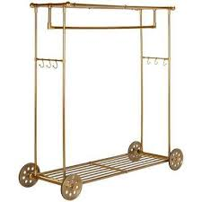 Brass Coat Rack Freestanding Gold Coat Racks Entryway Furniture The Home Depot 24