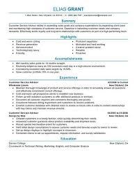 Photos Automotive Service Advisor Resume Sample Customer Perfect