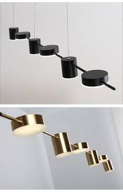 Light Hanging Bar Thaddeus Modern Minimalist Hanging Light Hanging Lights