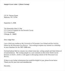 University Cover Letter Template Directory Resume
