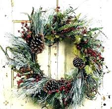 outdoor wreaths for front door winter wreath fall