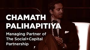 With that in mind, nlw today reads chamath palihapitiya's may 2013 piece for bloomberg, why i. E339 Chamath Palihapitiya Managing Partner Of The Social Capital Partnership Twist This Week In Startups