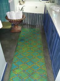 bathroom bath rug runner sets mat set beautiful bath rug runner sets mat set beautiful
