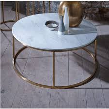 coffee table exciting gold round retro marble and metal marble and brass coffee table stained