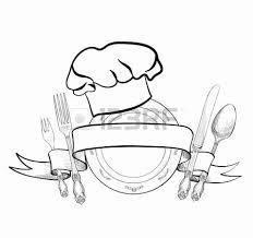 Disegni Per Bambini Autistici Cappello Cuoco Del Cuoco Unico Con L