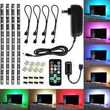 rgb led lighting ideas. amazon.com: led tv backlight light kit - avawo® computer rgb rgb led lighting ideas w