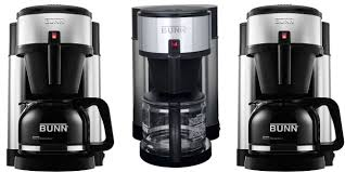Bunn is quite a name in the industry of coffee makers. The Highly Rated Bunn Nhs 10 Cup Home Coffee Brewer Just Hit Its Amazon All Time Low 77 Shipped Reg Up To 130 9to5toys