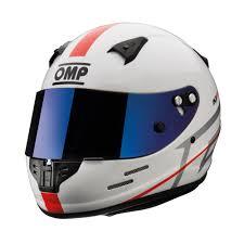 Omp Kj 8 Evo Helmet Full Face Kart Helmet