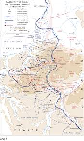 why did lose world war a maps that explain world war  chapter 5 american military history volume ii map5 battle of the bulge the last german offensive