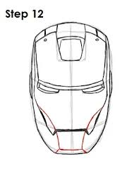 Pypus is now on the social networks, follow him and get latest free coloring pages and much more. How To Draw Iron Man