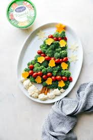Holiday Veggie Platters (<b>Christmas</b> Tree & <b>Ornament</b>) | Chelsea's ...