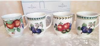 Villeroy&boch. <b>French Garden</b>.<b>Кружка</b> купить в Москве | Товары ...