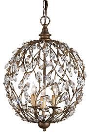 simple crystal ball pendant light simple ball crystal chandelier with chandelier pendant light s