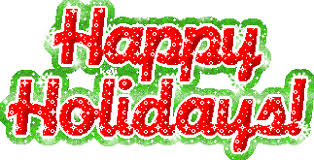 happy holidays banner gif. Unique Banner Happy Holidays Red And Green Glitter Picture Throughout Banner Gif P