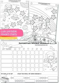 Printable Star Charts Star Chart Template Wsopfreechips Co