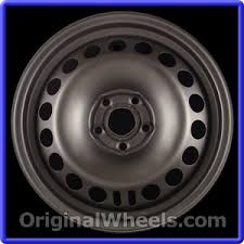 Chevy Cruze Bolt Pattern Simple OEM 48 Chevrolet Cruze Used Factory Wheels From OriginalWheels