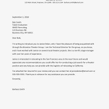 Sample Introductory Letters Letter Of Introduction Examples And Writing Tips