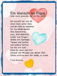 Ein Wunsch An Papa Vater Muttertag Geschenk Vatertag Vatertag
