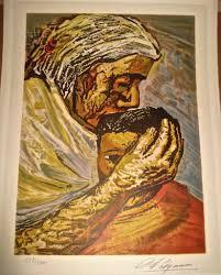 david alfaro siqueiros mother and child 1968 mla gallery