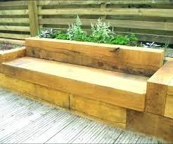 standing garden bed garden box plans bed free standing garden bed