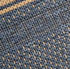 lorenzo greek key flat weave rug in blue