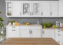 How To Clean White Painted Cabinets That Have Yellowed Home Guides