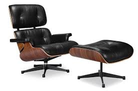 Lounge chair for office Ergonomic Eames Lounge Chair And Ottoman Manhattan Home Design Eames Lounge Chair Vitra Black Manhattan Home Design