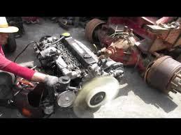 Testing of TD42 Used Engines - YouTube
