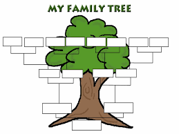 photo family tree template 5 family tree template clipart panda free clipart images
