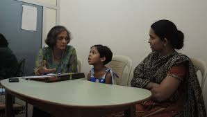 a hearing impaired child started listening and speaking meet the a few months of sessions and the kid manages to respond in spoken language isn