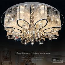 cheap chandelier lighting. Stock In US New Modern Chandelier Living Room Ceiling Light Lamp Fixture Crystal Lighting LED LIGHTS Celling Lights Online With Cheap DHgate.com