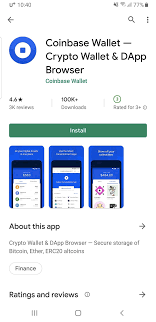 Coinbase wallet, an app that allows customers to access decentralized crypto apps (dapps) using a dapp browser.63. Wallet Series 5 The Real Review Of Coinbase Wallet By Gbt Grabity Medium
