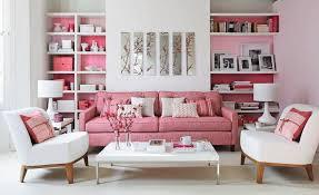 Pink Living Room Chairs Pink Living Room Furniture Marceladickcom