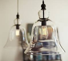 Rustic glass pendant lighting Industrial Rustic Glass Pendant Large Pottery Barn Pinterest Rustic Glass Pendant Large Lighting Pinterest Kitchen