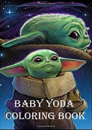 Baby yoda coloring pages are a fun way for kids of all ages to develop creativity, focus, motor skills and color recognition. Baby Yoda Coloring Book Star Wars Characters Cute Cute Funny Gift For Kids Adults Star Wars Co By Catovoasvret Issuu