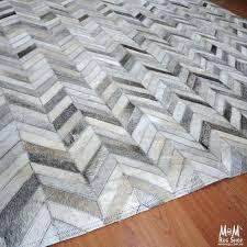 grey cowhide rug grey patchwork cowhide rug