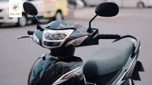 Đồ Chơi Xe Độc - Đèn pha LED 2 tầng mới trên Honda Wave Alpha 2018