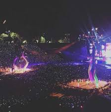 Rose Bowl Section 14 H Row 73 Seat 105 Taylor Swift
