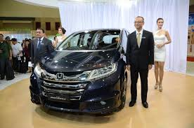 new car launches malaysia 2013Allnew Honda Odyssey set to create new wave of demand  Drive