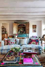 Interior Bohemian Living Room Ideas Images Modern Bohemian Bohemian Living Rooms