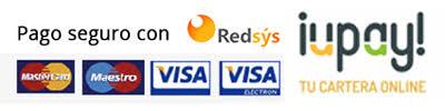 Resultado de imagen de 100 pago seguro redsys