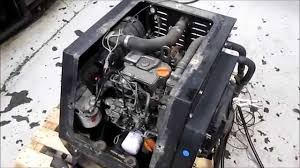 thermoking tripac ingersoll rand tk270m engine running youtube tripac alternator wiring at Thermo King Tripac Apu Wiring Diagram